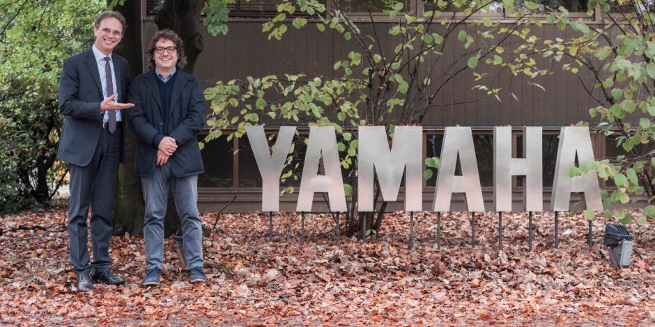 Remo entra nella famiglia Yamaha