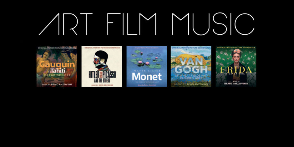 ART FILM MUSIC, il cofanetto